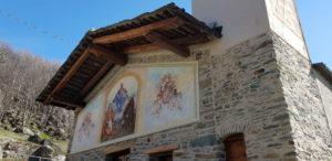 Chiesa in Frazione Bertines