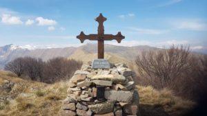 Croce lignea del Carmo di Brocchi 1610 mt
