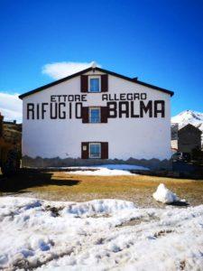 Il rifugio Balma